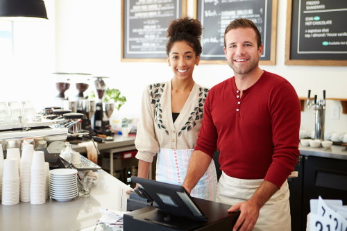Successful small business owners